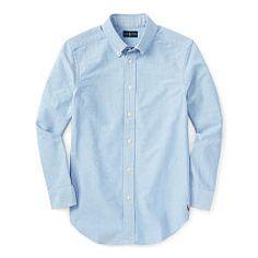 Cotton Blake Uniform Shirt - Boys 8-20 Sport Shirts - RalphLauren.com