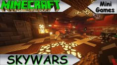 MINECRAFT - SkyWars - MINI-GAMES