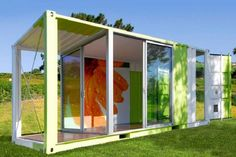 Shipping Container Garden Room on The Owner-Builder Network  http://theownerbuildernetwork.co/wp-content/uploads/2013/07/Shipping-Containers-12.jpg