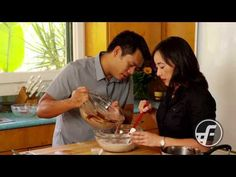 ▶ Chocolate Butter Mochi - YouTubeButter Mochi is a delicious local favorite dessert, and our Top Chef Keoni Chang shares this awesome version infused with Chocolate! Mahalo for checking out this video and be sure visit us at http://www.foodland.com/videos for this recipe and more!