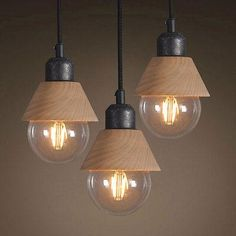 Industrial Wooden Iron Pendant Light Hanging Lamp Fixture Decorative Retro Rustic Welcome to Westmenlights Westmenlights is a craft lighting company that provides high quality lighting and personal se