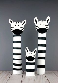 Animal Crafts For Kids, Paper Crafts For Kids, Toddler Crafts, Art For Kids, Craft Kids, Zoo Crafts Preschool, Paper Animal Crafts, Safari Animal Crafts, Summer Crafts For Kids