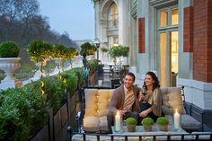 ロンドンのホテルのフォト ライブラリー | マンダリン オリエンタル ハイドパーク ホテル