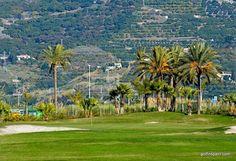 Los Moriscos Club de Golf : Motril : Granada : Green fees, tee times and course info