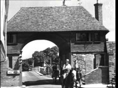 Sandwich town, 1938 - British Pathe film