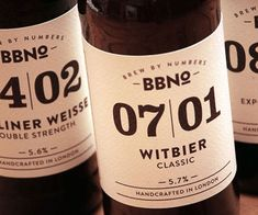 Exciting and forward-thinking beers with a focus on quality and drinkability.