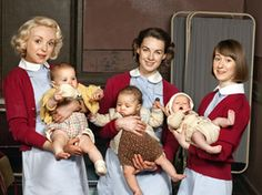 call the midwives nonnatus house - Google Search