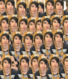 EVERYONE NEEDS THIS ON THEIR DAN AND PHIL BOARD