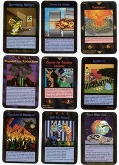 The Illuminati Card Game is a game that is shrouded in mystery and is so interesting that there are people all over the world who are willing...