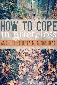 Have you ever found yourself running from grief thinking you can avoid going through the pain? The thing about grief, is it waits. It waits until we stop running, avoiding or denying and demands to be felt. Find 6 ways to help you cope with grief so you can get to the other side.