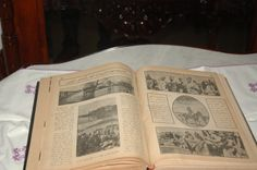 Ciltli bir dergi ya da gazete. 1923-24...