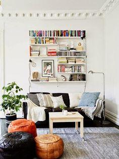 ↠ 5 imprescindibles para tu #salón ↞ Crea la atmósfera perfecta con IconsCorner #decoración #interiorismo