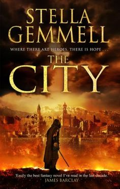 The City (The City #1) by Stella Gemmell #fantasy #epicfantasy #magic