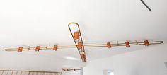 AXIS ceiling light design: eleftherios ambatzis materials: bronze & copper Ceiling Light Design, Lighting Design, Ceiling Lights, Track Lighting, Objects, Copper, Bronze, Home Decor, Light Design