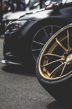 BMW M3 x Vossen Wheels