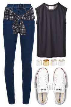 """""""Chasing cars"""" by carocuixiao ❤ liked on Polyvore featuring Wood Wood, 3.1 Phillip Lim, Converse, Dries Van Noten, women's clothing, women, female, woman, misses and juniors"""