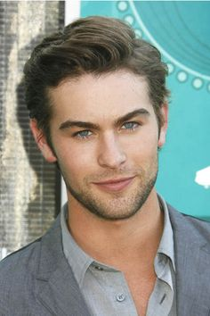 Chase Crawford. Quite possibly the most attractive man to grace this planet