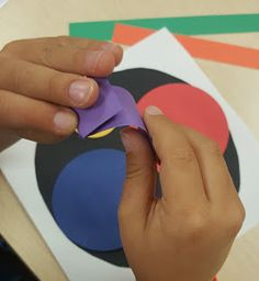 Kindergarten's 3 R's: Respect, Resources and Rants: Dot Day Sculptures