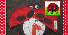 KinderbyKim's Blogspot!: Grouchy Ladybug, The Robber and the Foolish Tortoise! More fun with Eric Carle