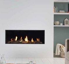 Global Fires 120 BF #Kampen #Interieur #Fireplace #Fireplaces
