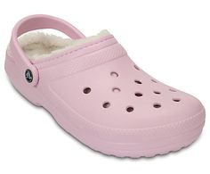 bf11bd1061fac Classic Fuzz Lined Clog - Angle Crocs With Fur