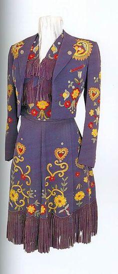 A Rose Maddox costume