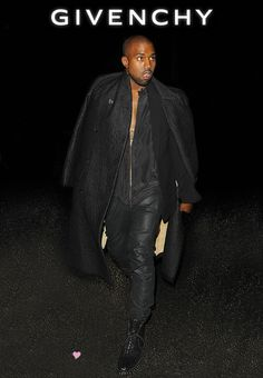 Kanye West for Givenchy