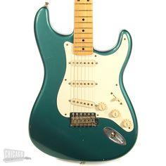 Fender Custom Shop '56 Stratocaster Sherwood Green 2004