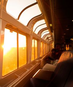 Sunrise on the Sunset Limited train, as it travels through Texas on its way across America from New Orleans to LA // photo by Kris Davidson Train Vacations, London Dreams, Oh Beautiful, Train Posters, Train Rides, Romeo And Juliet, Travel Aesthetic, Train Travel, Running Away