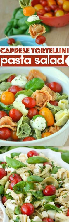 This salad is my go-to for parties, picnics, and potlucks. Easy to make and always a crowd pleaser!
