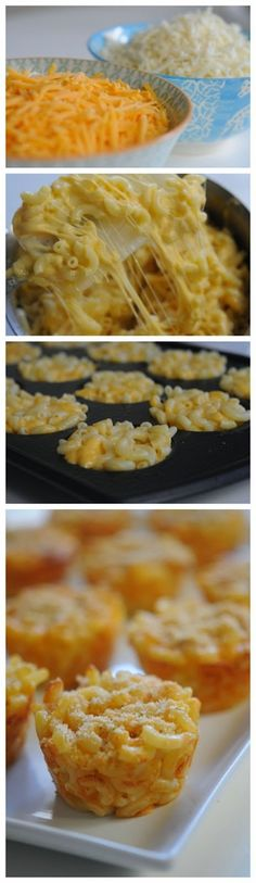 Mac And Cheese Cups - simplexfood