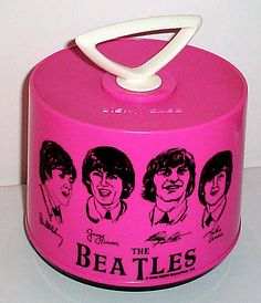 Beatles 45 rpm Record Case--I want this sooo bad!! {GM}