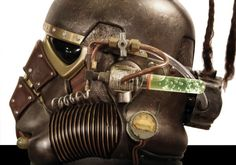 RED DOG 31 Amazing Steampunk Stormtrooper Helmet: Red Dog 3 from Noble Studios