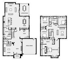 Perfect floor plan. Downstairs and upstairs master is perfect. I ...