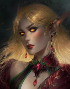 Virxinia [C] by DenaHelmi on DeviantArt Elves Fantasy, Fantasy Rpg, Fantasy Girl, Fantasy Fairies, Fantasy Portraits, Character Portraits, Character Art, Fantasy Artwork, Dnd Characters