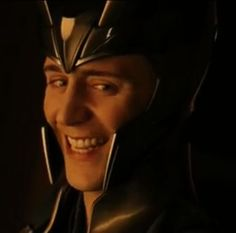 Imagine you were having a hard day, so Loki made some illusions just to make you laugh! :)