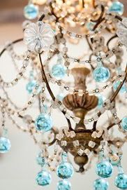 i love everything about this chandelier!
