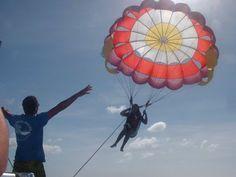 #Vacation #Parasailing #Aruba #Paradise