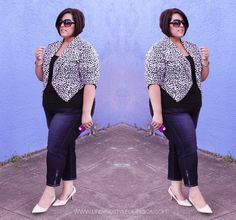 Life & Style of Jessica Kane { a body acceptance and plus size fashion blog }: stiletto in the city