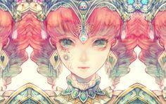 Princess by YOGISHA.deviantart.com on @deviantART