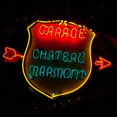 "Chateau Marmont garage boys didn't officially work for the hotel but were available to guests for errands and other ""duties"" as needed"
