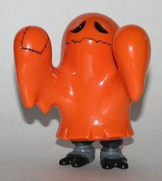 Secret Base x Super 7 Halloween Orange Obake Ghost   http://www.viciousfun.com/kaiju/secret-base.html