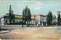 1880 – Royal University of Ireland, Earlsfort Terrace, Dublin – Archiseek – Irish Architecture