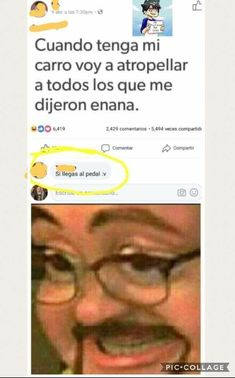 Help, I& in class and I& having an epileptic seizure of laughter JAJAJAJJA - Memes - Really Funny Memes, Stupid Funny Memes, Hilarious, Funny Images, Funny Pictures, Mexican Memes, Funny Spanish Memes, New Memes, Troll