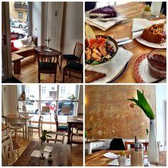 Wunderschönes veganes Café in Neukölln: Pêle-Mêle | Deutschland is(s)t vegan