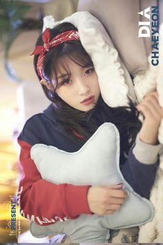 Jung Chaeyeon, Ioi, Cute Asian Girls, Asian Beauty, Ulzzang, Actors & Actresses, Girl Group, Korean, Angel