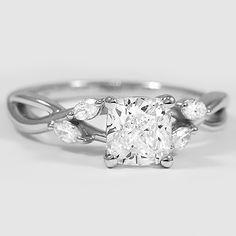 Vine Engagement Ring
