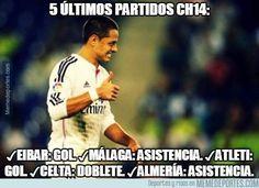 Disfruta los Memes de la victoria del Real Madrid sobre el Almería - RÉCORD