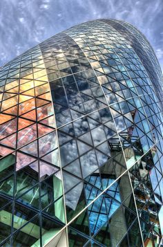 'The Gerkin', London By perth45