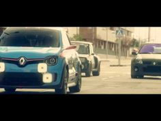 TWINRUN: THE NEW FAST AND FURIOUS RENAULT CONCEPT CAR - Personally... Just bring back the old Renault 5 Turbo.